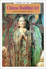 Cover of: Chinese Buddhist Art (Images of Asia)