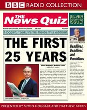 Cover of: The News Quiz