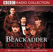 Cover of: Blackadder Goes Forth