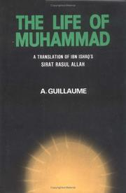 Cover of: The Life of Muhammad | I. Ishaq