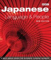 Cover of: Japanese Language & People (CD) | Richard Smith