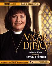 "Cover of: ""Vicar of Dibley"""