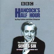 Cover of: Hancock's Half Hour