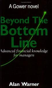 Cover of: Beyond the Bottom Line