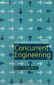 Cover of: Concurrent Engineering |