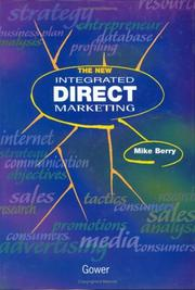 Cover of: new integrated direct marketing | Berry, Mike