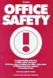 Cover of: Office safety