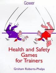 Cover of: Health and Safety Games for Trainers