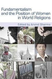 Cover of: Fundamentalism And Women in World Religions