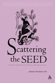 Cover of: Scattering the Seed