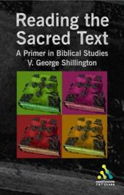 Cover of: Reading the Sacred Text