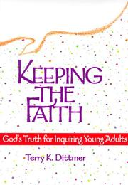 Cover of: Keeping the faith