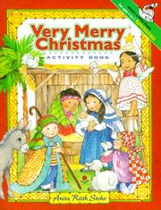 Cover of: Very Merry Christmas