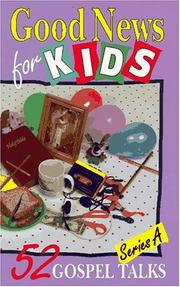 Cover of: Good News for Kids