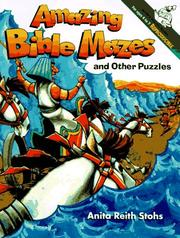 Cover of: Amazing Bible Mazes