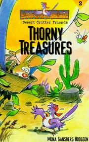 Cover of: Thorny Treasures (Desert Critter Friends, Bk. 2)