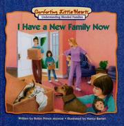 Cover of: I have a new family now
