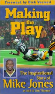 Cover of: Making the play