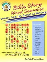 Cover of: Bible Story Word Searches
