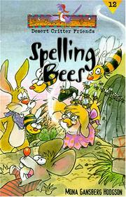 Cover of: Spelling bees