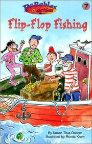 Cover of: Flip-flop fishing | Susan Titus Osborn