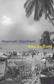 Cover of: Eau de café