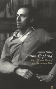 Cover of: Aaron Copland