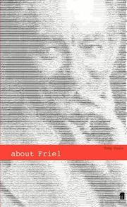 About Friel by Tony Coult