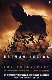 Cover of: Batman Begins