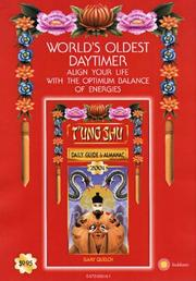 Cover of: T'Ung Shu Almanac 2001 by Gary Quelch