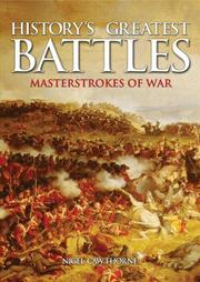 Cover of: History's Greatest Battles