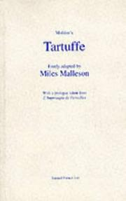 Cover of: Tartuffe (Acting Edition) by Molière