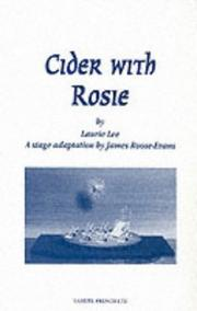Cider with Rosie by James Roose-Evans