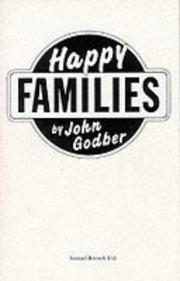 Cover of: Happy families | John Godber