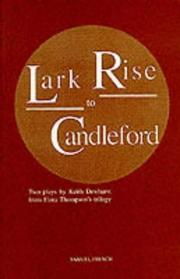 Cover of: Lark Rise to Candleford: two plays