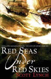 Cover of: Red Seas Under Red Skies | Scott Lynch