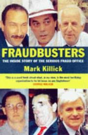 Cover of: Fraudbusters | M. Killick