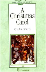 Cover of: Christmas carol | D. K. Swan