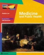 Cover of: Medicine and Public Health