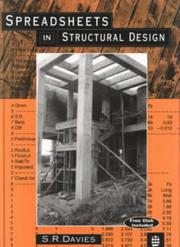 Cover of: Spreadsheets in structural design
