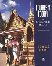 Cover of: Tourism today