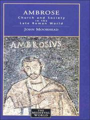 Cover of: Ambrose | John Moorhead