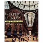Cover of: Western Europe