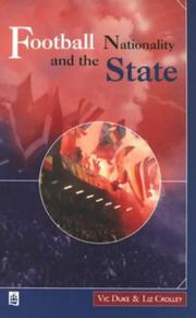 Cover of: Football, nationality, and the state