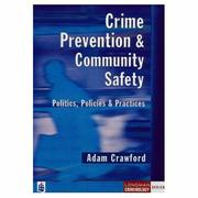 Cover of: Crime prevention and community safety