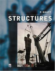 Cover of: Structures | P. Bhatt