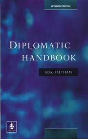 Diplomatic handbook feltham