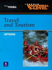 Cover of: Travel and Tourism Options | Ray Youell