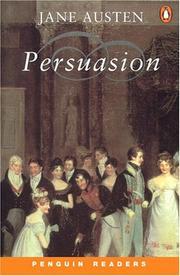 Persuasion (Penguin Readers, Level 2) (October 11, 2000 ...Persuasion Book Cover