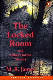 Cover of: The Locked Room and Other Stories (Penguin Readers, Level 4) | James.